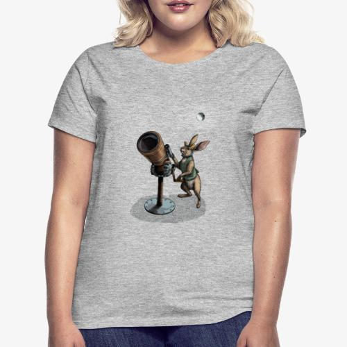 Stargazing Hare - Women's T-Shirt
