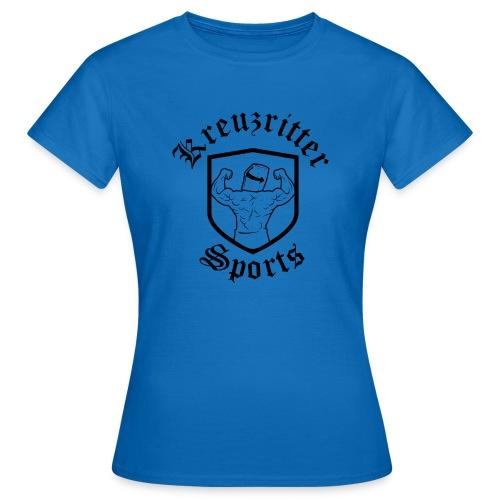 Kreuzritter Sports - Frauen T-Shirt