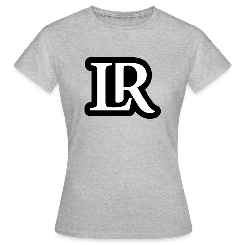 l and r logo - Women's T-Shirt