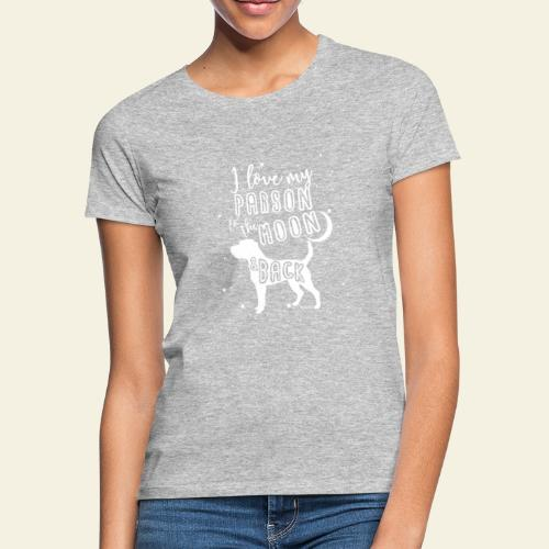 Parson Moon 2 - Naisten t-paita