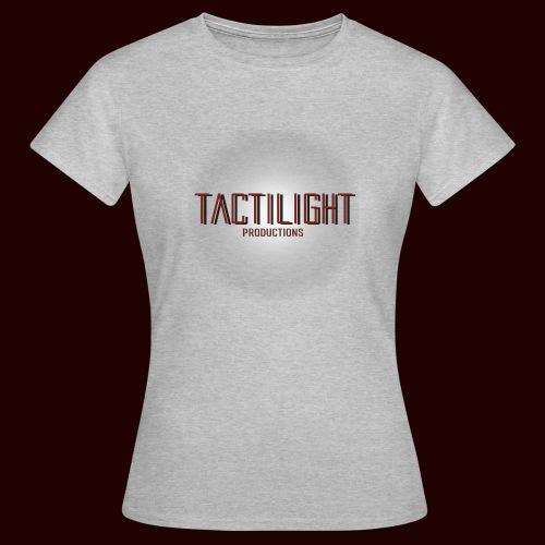 Tactilight Logo - Women's T-Shirt