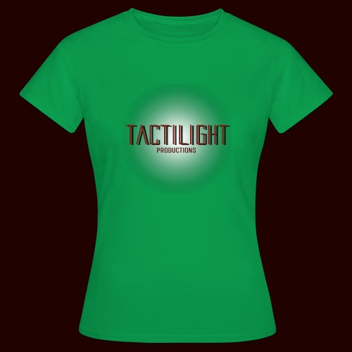 Tactilight Logo - Women's T-Shirt