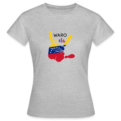 waro - Camiseta mujer