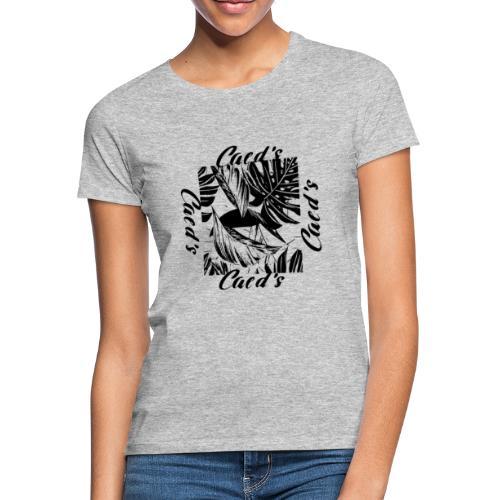 Feuilles tropical - T-shirt Femme