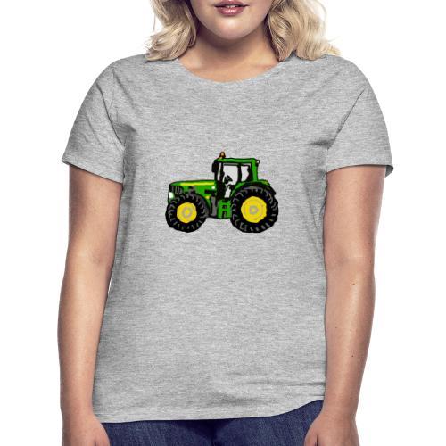 Trecker - Frauen T-Shirt