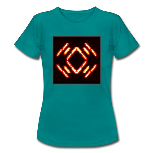 Lichtertanz #2 - Frauen T-Shirt