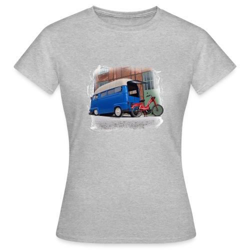 Estafette Prête à charger la mob ! - T-shirt Femme