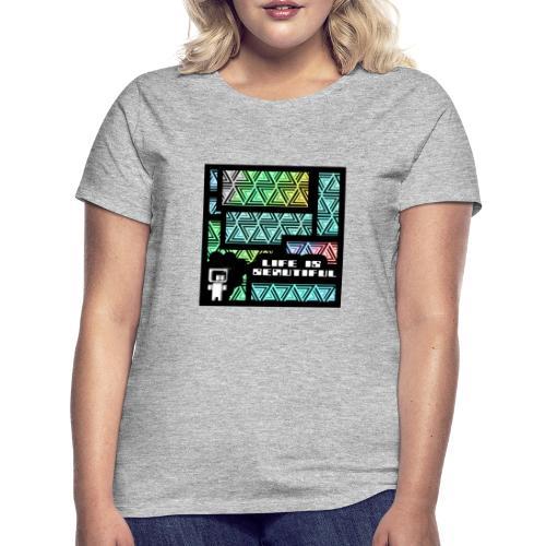BeautifulLife djf - Camiseta mujer