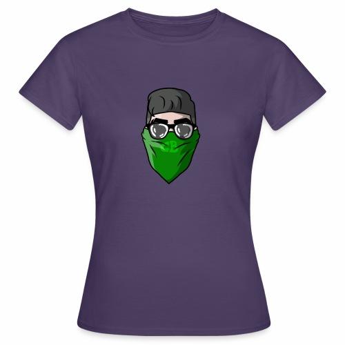GBz bandana logo - Women's T-Shirt