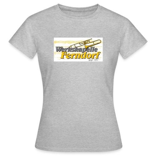 Logo WK Ferndorf - Frauen T-Shirt