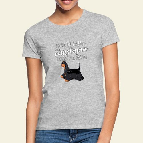 Jenkki Kiltti 5 - Naisten t-paita