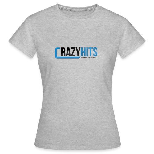 CrazyHIT - T-shirt Femme