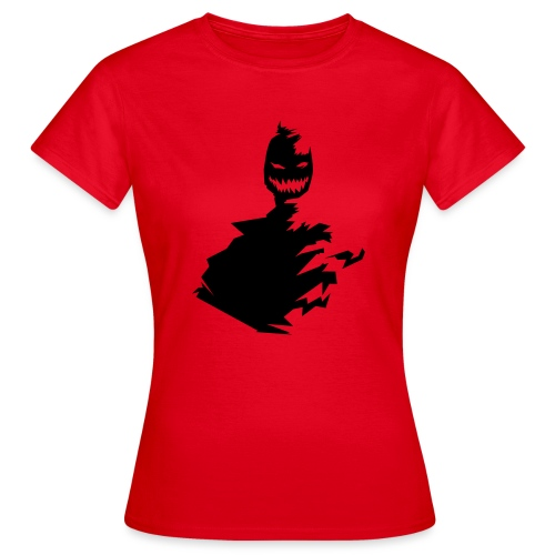 t shirt monster (black/schwarz) - Frauen T-Shirt