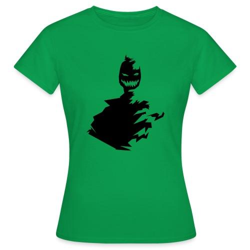 t shirt monster (black/schwarz) - Frauen T-Shirt