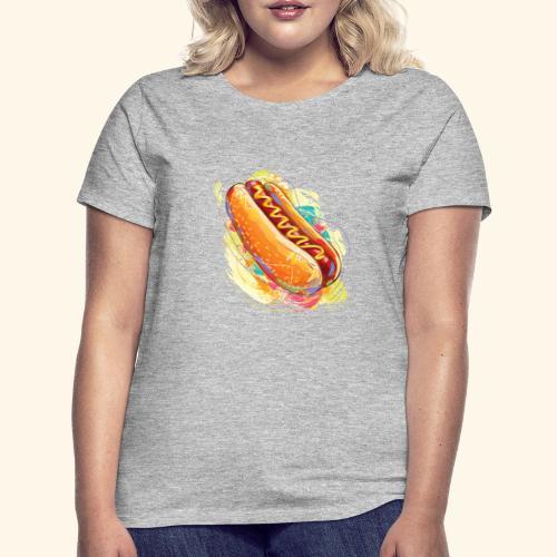 Hot Dog - Camiseta mujer
