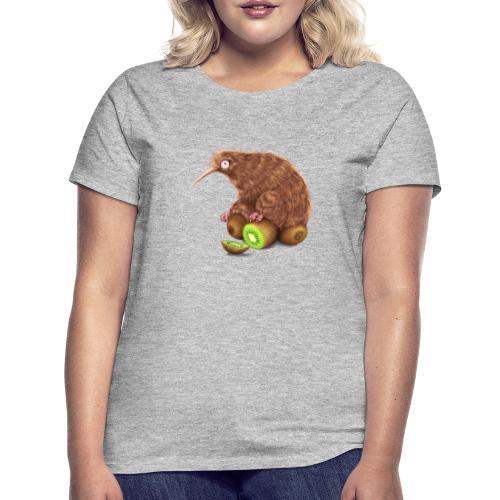Kiwi auf Kiwis - Frauen T-Shirt
