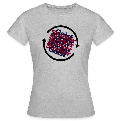 körpergeist. - Frauen T-Shirt