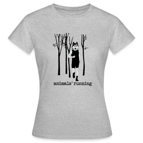 Loup running - T-shirt Femme