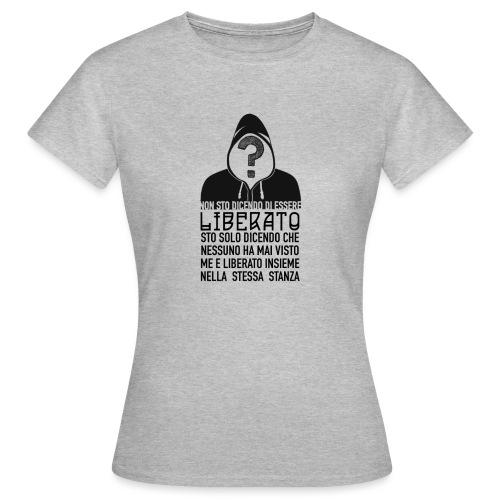Napoletano Liberato - Maglietta da donna