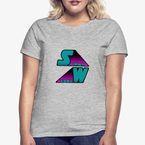 SUPR4 WYBES - T-shirt Femme