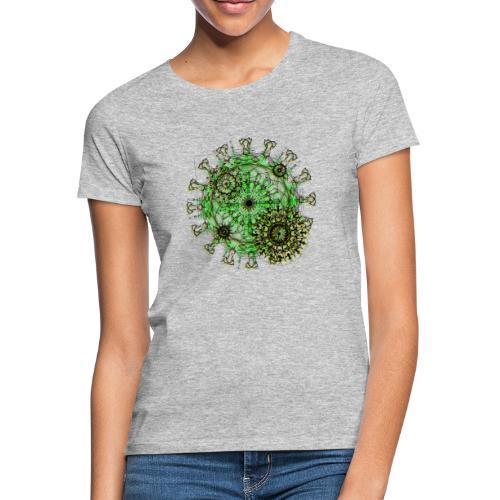 Virus 150220 ds. A - Women's T-Shirt