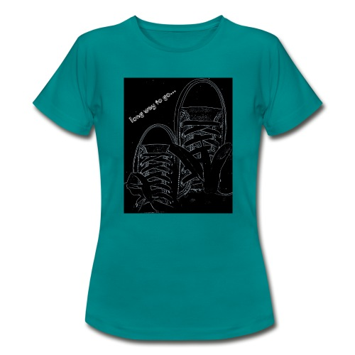 Long way to go - Women's T-Shirt
