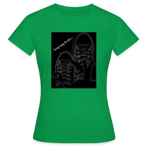 Long way to go - Women's T-Shirt