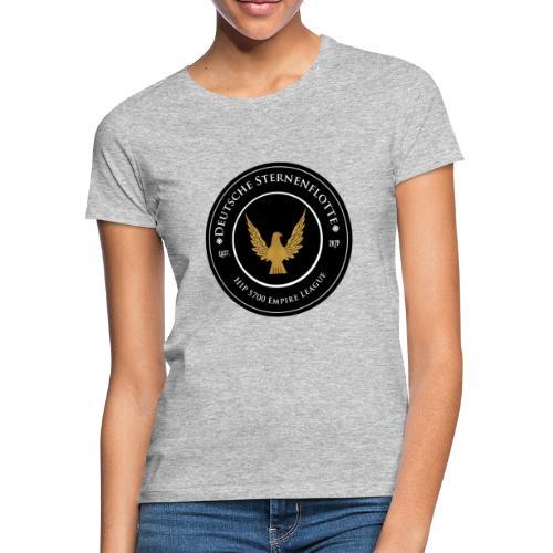 Elite: Dangerous, Staffellogo Sternenflotte - Frauen T-Shirt