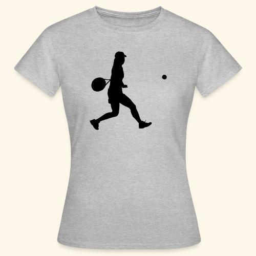 tennis woman 2 - T-shirt Femme