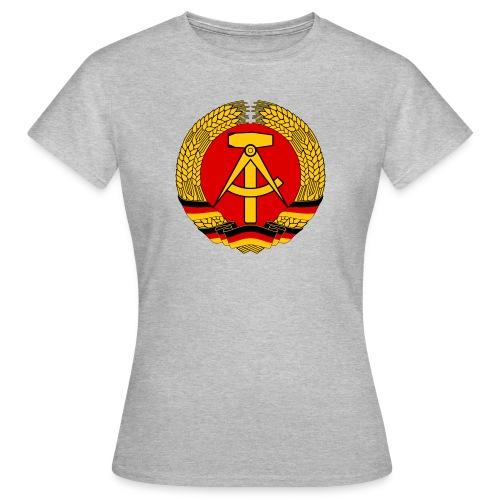Hammer und Zirkel / Ostdeutschland - Eastgermany - Frauen T-Shirt