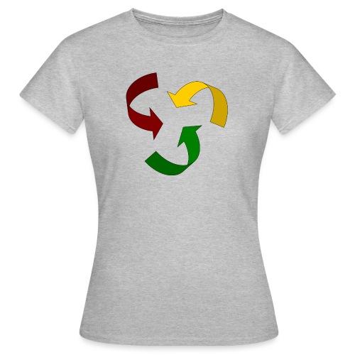 Rastacycle - T-shirt Femme