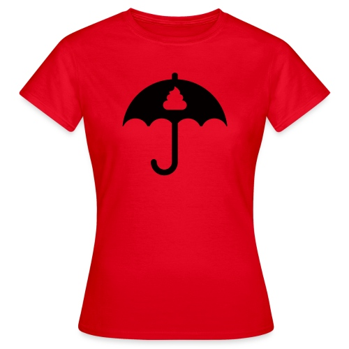 Shit icon Black png - Women's T-Shirt