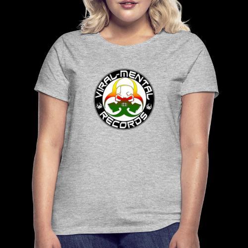 Viral Mental Records Logo - Women's T-Shirt