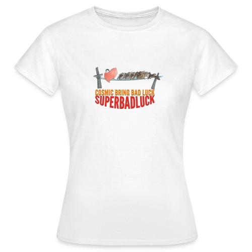 BRINGBADLUCK - Maglietta da donna