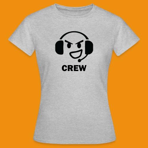 T-shirt-front - Dame-T-shirt