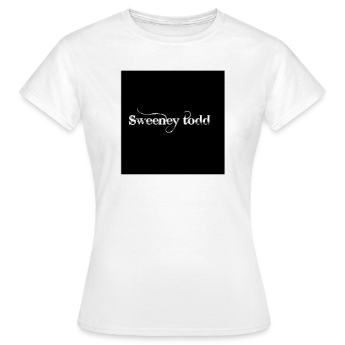 Sweney todd - Dame-T-shirt