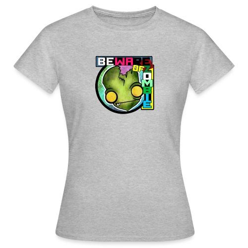 Beware of zombie - Camiseta mujer