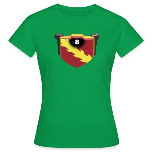 ESCUDO-01 - Camiseta mujer