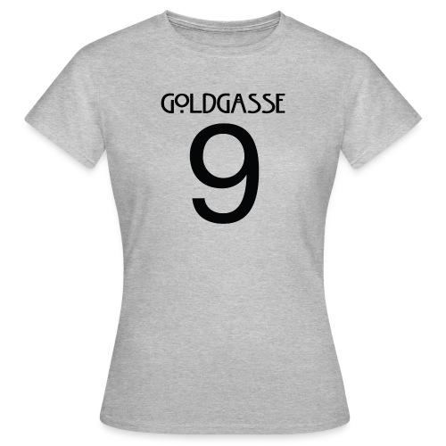 Goldgasse 9 - Back - Women's T-Shirt