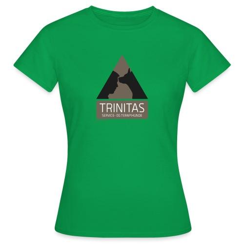 Trinitas Nøglesnor - Dame-T-shirt