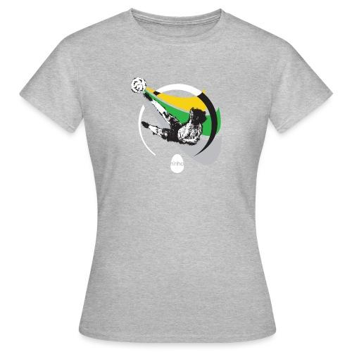 Ninho Over Footbal - Maglietta da donna