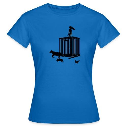 Strong Woman - Dame-T-shirt
