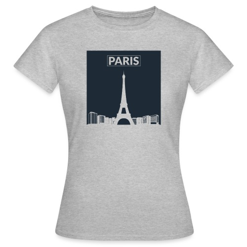 Paris - Collection 2015 - T-shirt Femme