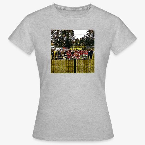 Footbal Match Squadre Calcio - Maglietta da donna