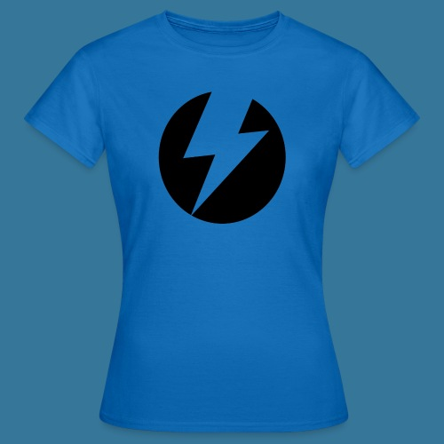 BlueSparks - Inverted - Women's T-Shirt