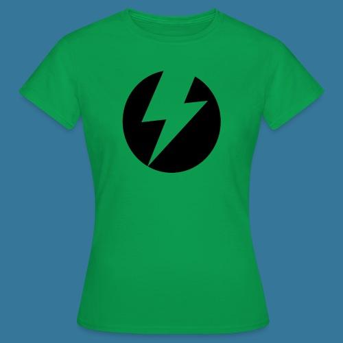BlueSparks - Inverted - Women's T-Shirt