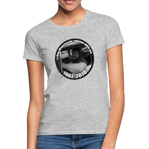 Big Moustache 2 - T-shirt Femme