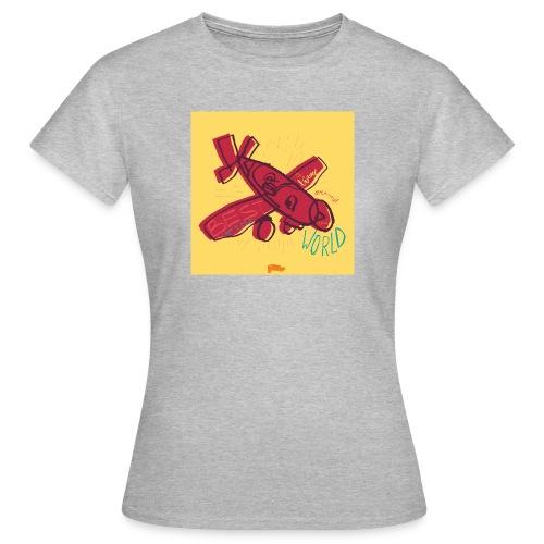 avion - T-shirt Femme
