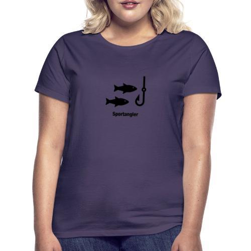Sportangler - Frauen T-Shirt