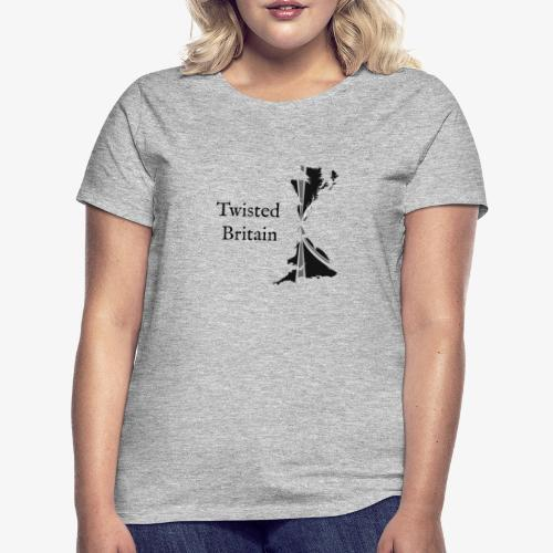 Twisted Britain Logo - Women's T-Shirt
